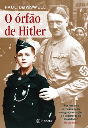 Capa: O órfão de Hitler