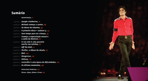 Michael Jackson - sumario